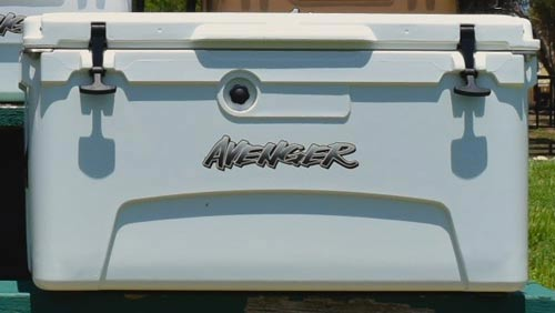 Rest your BBQ in an Avenger Cooler!