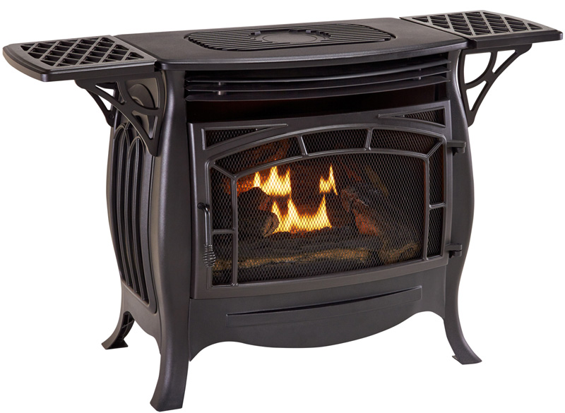 Duluth Forge Dual Fuel Ventless Gas Stove